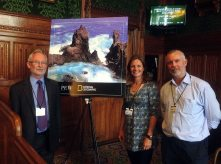 Darwin team at launch of MPAs in OTs_10Sep14_LR_IMG_0623