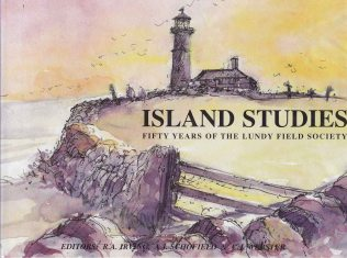 Island Studies edited by Robert Irving, John Schofield and Chris Webster. Published by the Lundy Field Society 1997.